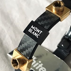 *Official Mont Blanc Stainless steel Bracelet*